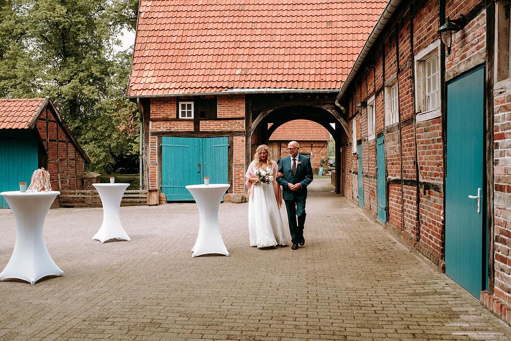 Heiraten im Haus Runde in Billerbeck