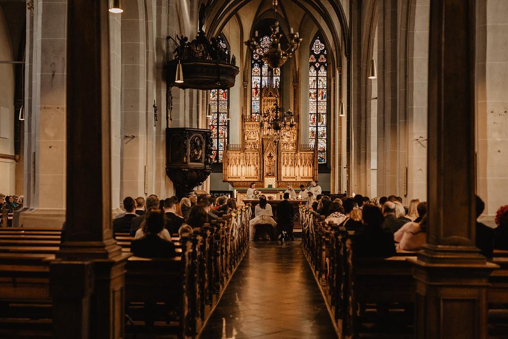 Hochzeit in St. Peter Rheinberg