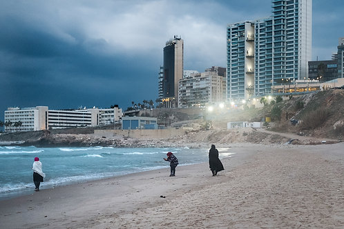 Beirut before the storm 20x30
