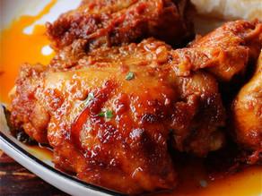 Mouthwatering Chicken Chukka