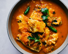 Tomato Fish Curry