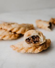 Puli Pitha / Coconut Stuffed Pitha