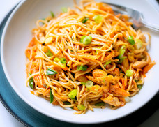 Chicken Stir Fry With Noodles Recipe