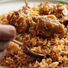One-Pot Chicken Pulao Recipe