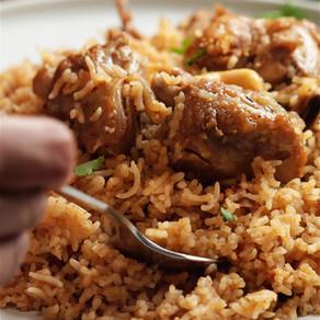 One-Pot Chicken Pulao Recipe