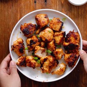 Tender & Juicy Chicken Boti Kabab Recipe