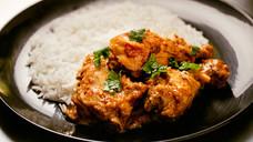 Spicy Shahi Chicken Rezala