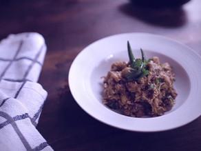 Begun Bhorta / Spicy Mashed Eggplant