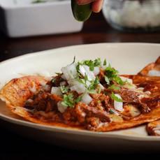 The Juiciest Mexican Birria Quesa Tacos