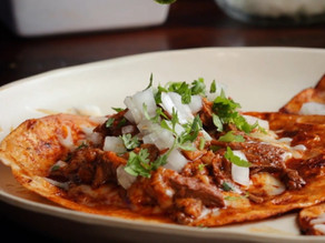 The Juiciest Mexican Birria Quesa Tacos
