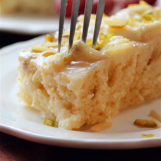 Easy Stovetop Malai Cake