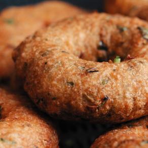 Savoury Fried Vadai Recipe