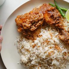 How To Make Biye Barir Roast