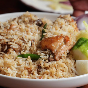 Easy Chicken Tehari Anyone Can Make