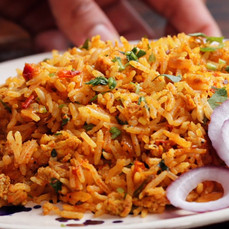 Best Masala Egg Pulao