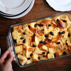 2 Easy Bread Pudding Recipes