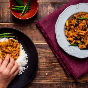 Loitta Shutki Bhuna / Dried Bombay Duck