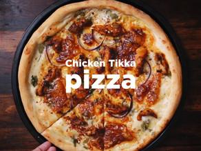 Yummy Homemade Pizza