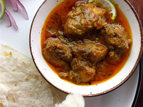The Best Coconut Chicken Curry Of All Time