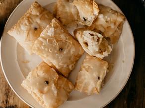 Lobongo Lotika / Clove puffed pastry