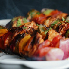 Perfect For Summer BBQ Chicken Shashlik