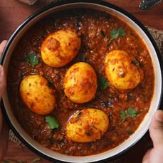 Masala Egg Curry Recipe