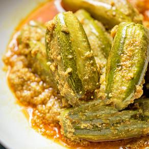 Doi Potol I Bengali Vegetarian Recipe