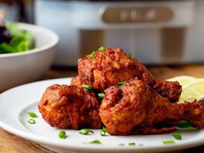 Deep Fried Masala Chicken
