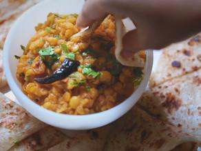 Cholar Daal / Chana Daal / Split Chickpea soup