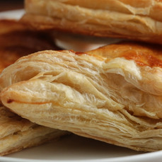 Chicken Puff Pastry I Chicken Patties