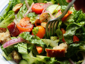 Your Favorite Salad Recipe