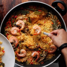 Easy One Pot Paella