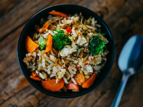 Yummy Leftover Fried Rice (Bhaat vaja ) under 15 min