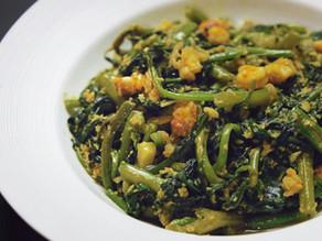 Pui Shaak / Basella alba spinach