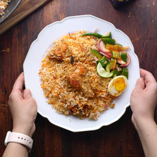The Easiest Chicken Biryani Of All Time