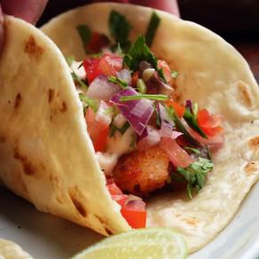 Tandoori Fish Taco