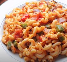 Masala Macaroni 2 Ways