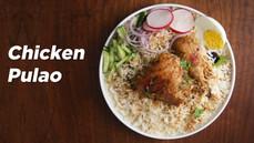 Chicken Pulao | Morog polao