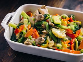 Vegetable With Chicken I Bangladeshi Chinese Recipe