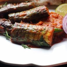 Delicious Eggplant Potato Curry