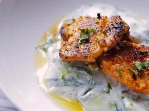 Tandoori fish recipe