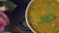 Green Mango Dal / Mango Lentil Soup