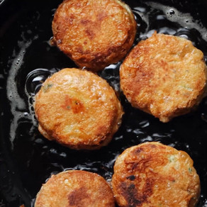 How to Make Chicken Shami Kabab