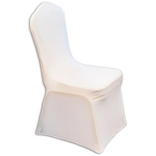 Стрейч чехол на стул с круглой спинкой