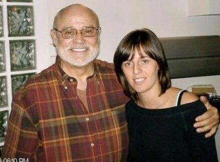 Silvia con Seth Riggs