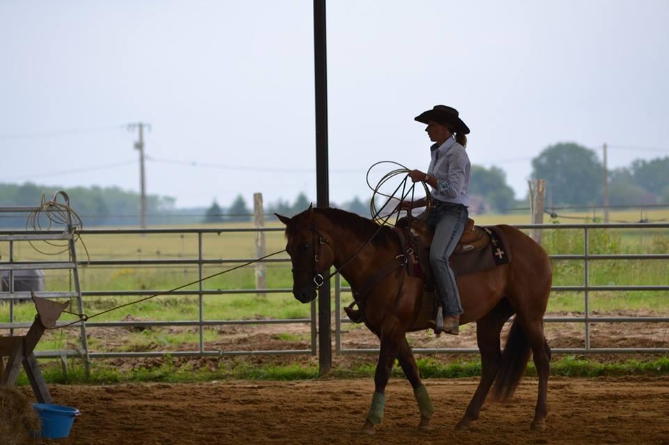 Travail ranch trail