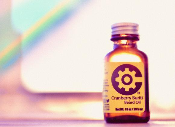 Cranberry Buriti Beard Oil