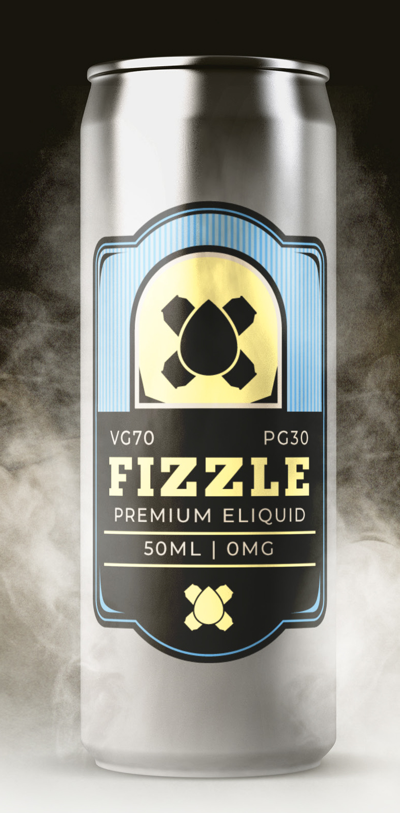 Fizzle E Liquid _Cirencester Vape Co Sho