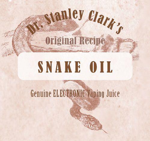 DR Stanley Clark's Snake Oil E Liquid _C