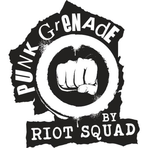 Punk Grenade E Liquid by Riot Squad _Cir